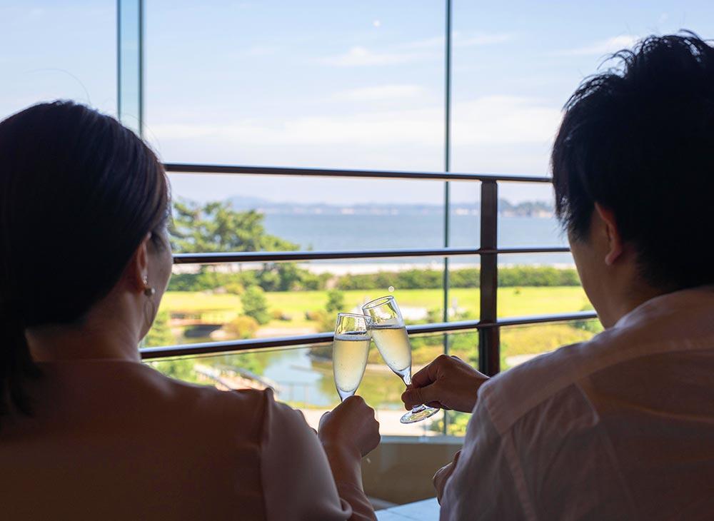 松島一の坊ホテル(松島ホテル)