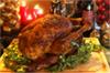 間もなくクリスマス! まるごと一羽の七面鳥をローストでご提供いたします